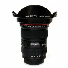 Canon EF 16-35mm F/2.8 USM Ultra Wide Angle Zoom Lens