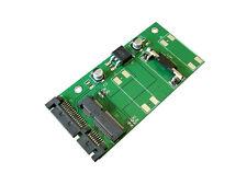 Adaptateur mSATA vers SATA 2 - avec clip de fixation du SSD