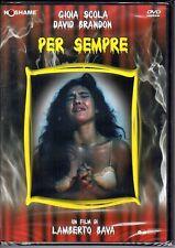 dvd PER SEMPRE Lamberto BAVA Gioia SCOLA David BRANDON
