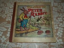 1910 Potter book The Story of Peter Rabbit & other Stories Illus F.I. WETHERBEE