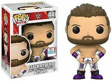 Funko Pop WWE Zack Ryder #44 2017 Fall Convention