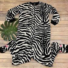 208ce2477436 Nick   Nora Black Fleece Sleepwear   Robes for Women
