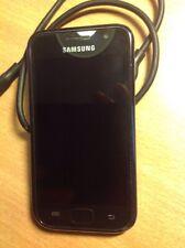 TELEFONO SAMSUNG Galaxy S GT I9000 ITALIA USATO FUNZIONANTE CON CARICABATTERIA