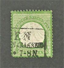 Germany - Scott 2 (Mi. 2) - Used