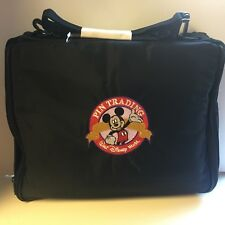 WDW Pin Trading Logo Pin Bag Mickey Mouse Disney Pin 16583