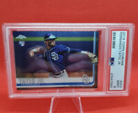 🔥 2019 TOPPS CHROME FERNANDO TATIS JR. ROOKIE RC #203 PSA 9 MINT Padres