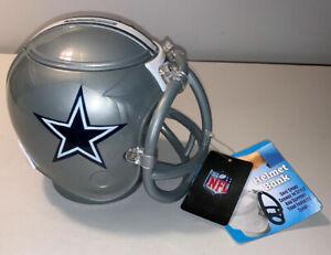 NFL Football Dallas Cowboys Mini Helmet Coin Bank