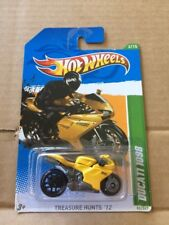 HOT WHEELS DIECAST - Ducati 1098 - Treasure Hunts 12 -2/15 Combined Postage