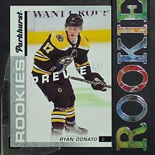 RYAN DONATO  RC  2018-19  Upper Deck  Parkhurst  ROOKIES  #PR3  Boston Bruins