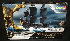 Revell Pirates Of The Caribbean Black Pearl Easy-Click Model Kit 1:150 - 05499