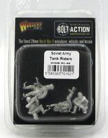 Bolt Action WGB-RI-40 Soviet Army Tank Riders [Random] WWII Russian Infantry NIB