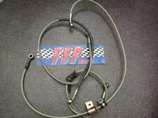 set tubi freno friz. treccia set clutch braided brake hoses ducati ss750 99-02