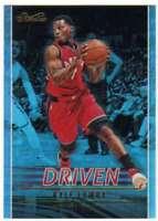 2016-17 Panini Studio Basketball Driven Insert #19 Kyle Lowry Raptors