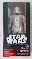 Hasbro Star Wars The Force Awakens Snowtrooper 6 inch figure BNIB