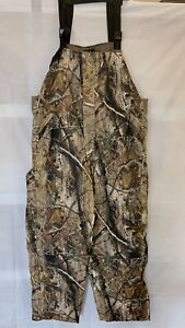 BROWNING Men's INSULATED HUNTING BIBS OVERALLS - REALTREE CAMO