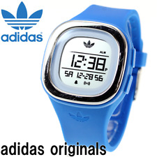 New ADIDAS Originals Denver Watch - Sport Running Wrist - Unisex Blue - Genuine