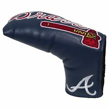 MLB Atlanta Braves Golf Vintage Magnetic Blade Putter Cover