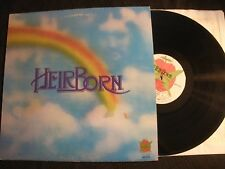 HEIRBORN - S/T - Canadian Vinyl 12'' Lp./ VG+/ Christen Rock