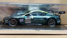 WOW EXTREMELY RARE Aston Martin DBR9 #009 Class Winner Le Mans 2007 1:43 Spark