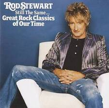 Rod Stewart - Still The Same ... Great Rock Classics Of Our Time (CD 2006) TOP!!