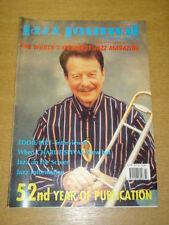 JAZZ JOURNAL INTERNATIONAL VOL 52 #3 1999 MARCH EDDIE BIRT CHARLES SPIVAK