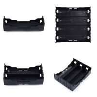 EG_ ABS Charger Storage Box Holder Case for Li-ion 18650 3.7V Battery with Pin E