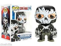 Captain America Civil War Tête de mort Pop! Funko Marvel Vinyl figurine n° 134