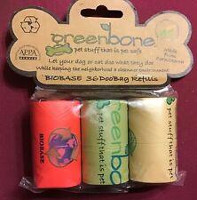 Greenbone Biobase Doggie Bag Refills, 36 Count