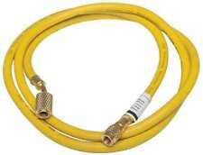 Dayton 4Pdg5 Charging/Vacuum Hose,72 In,Yellow