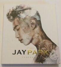 Jay Park[Kpop](Jae Bum) Evolution 2nd album