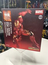 Iron Man Marvel Sci-Fi Revoltech Action Figure #024 [Mark VI] pre-owned US SHIP