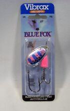 Blue Fox Super Vibrax 3/8 #4 Rainbow Trout Treble Siwash Trolling Fishing Lure