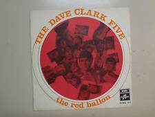 "DAVE CLARK FIVE: Red Balloon- Maze Of Love-Italy 7"" 1968 Columbia SCMQ 71111 PSL"