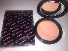 NIB MAC HELLO KITTY COLLECTION - SPECIAL EDITION - TAHITIAN SAND BLUSH BRONZER