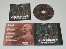 Totenmond / riche en rouille (Massacre Records MAS dp0240) CD ALBUM DIGIPAK