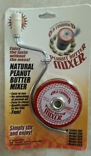GRANDPA WITMER'S OLD-FASHIONED PEANUT BUTTER MIXER Model 100 NEW in Package