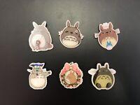 Totoro Chuu Characters Miyazaki Studio Ghibli acrylic Brooch gift my Neighbour