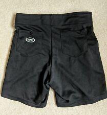 "NEW Bike Athletic Shorts Size M (31""W)  Black Zipper Fly Casual Biking BIKE CO"