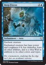 MTG x4 Deep Freeze Dominaria Common Blue NM/M Magic the Gathering