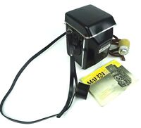 YASHICA MAT-124G TLR Twin Lens Camera Manual Case Strap Extra Lenses LOT Japan