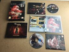DEMON's Souls Black Phantom Edition-Sony Playstation 3 testato/lavoro REGNO UNITO PAL
