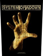 System of a down Back Patch Xlg free worldwide shipping