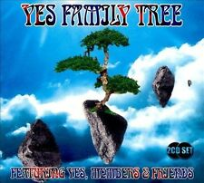 Yes Family Tree  by Various Artists 2 CD, Apr-2012, 2 Discs,