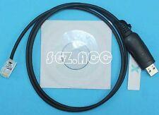 ICOM Program Programming Cable Lead OPC1122 USB IC400PRO