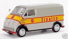 SCHUCO 02407, DKW BOX VAN, SINALCO, 1:43 SCALE