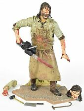 "Cult Classics Texas Chainsaw Massacre The Beginning LEATHERFACE 7"" Figure NECA"
