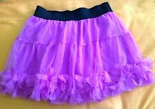 Brand New Justice Brand Skirt Girls Size 10 Layers w/Built-in-shorts
