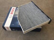 Original BOSCH-FILTER Innenraumfilter Aktivkohle 1987432397 AUDI SEAT SKODA VW
