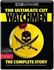 Watchmen: Ultimate Cut - 3 DISC SET (2016, REGION A Blu-ray New)