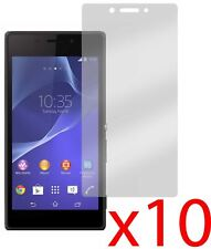 Hellfire Trading 10x Anti-Glare Matte Screen Protector Cover for Sony Xperia M2
